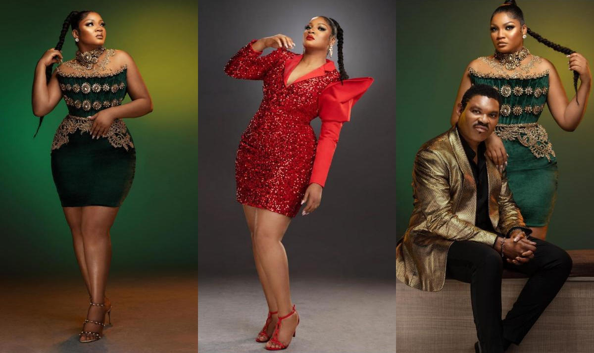 Omotola Save Someone From Being Killed