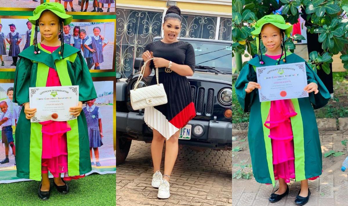 Ruby Ojiakor Daughter Royalty Somtochukwu Graduates