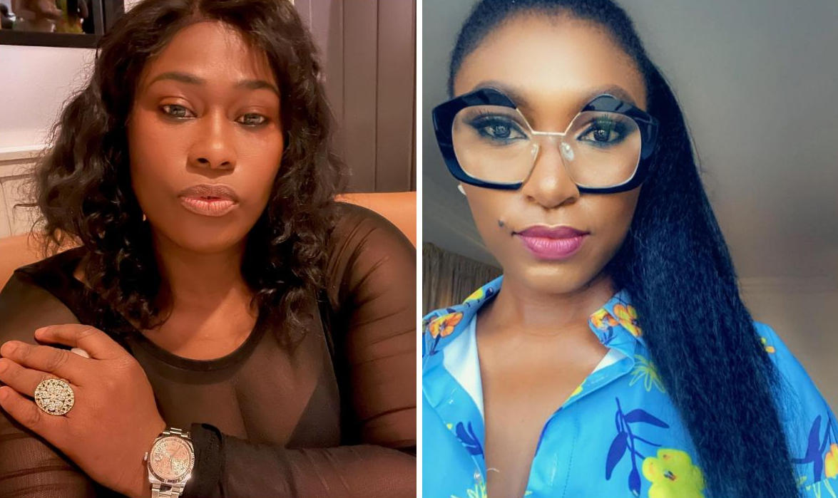 Embarrassed Being Healthy Making Money Same Time Uche Jombo