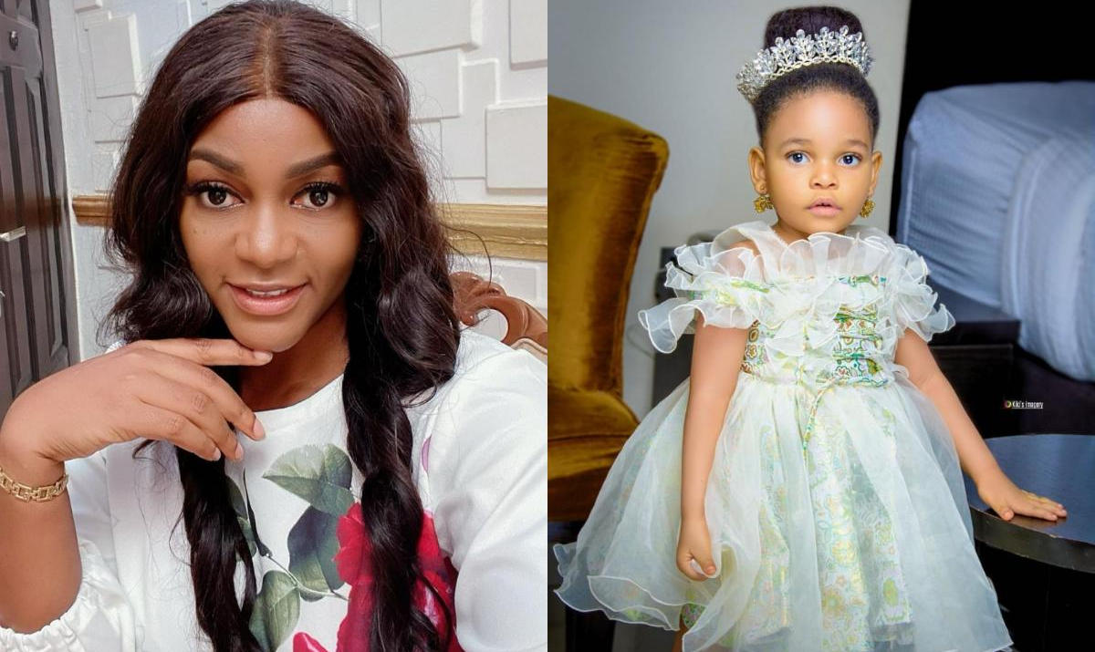 Queen Nwokoye Daughter 3rd Birthday - Amebo Book