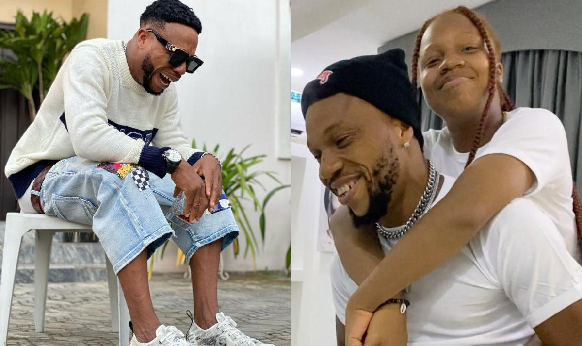 Charles Okocha Seeing His Daughter With Man - Amebo Book