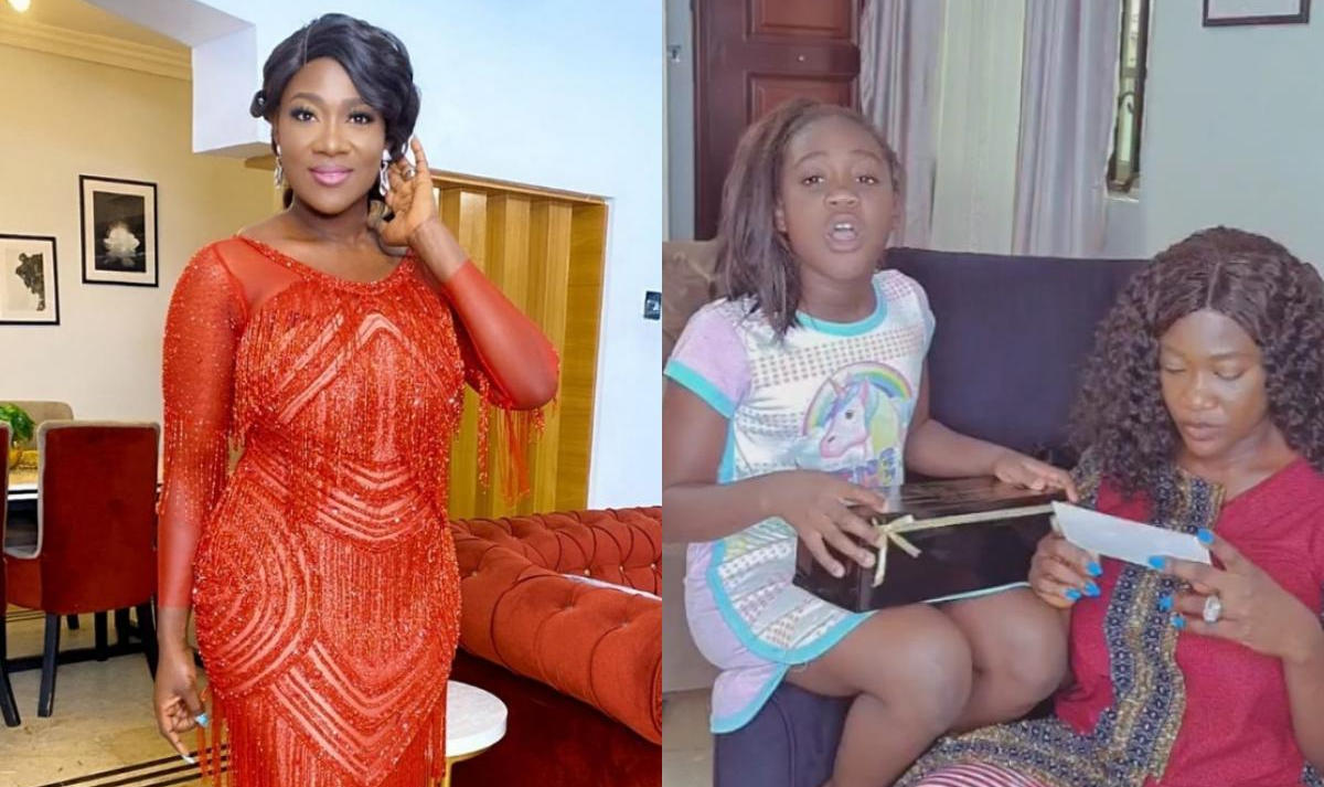 Teacher Bullying Mercy Johnson Okojie Daughter Purity